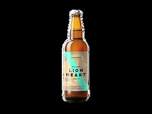 Beer Lion Heart