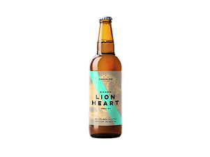Beer Lion Heart