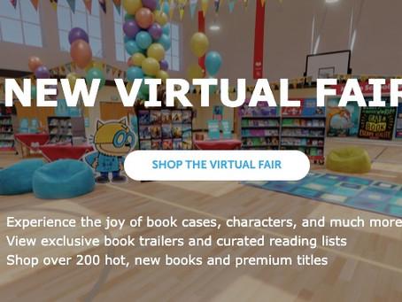 Scholastic Book Fair Online!