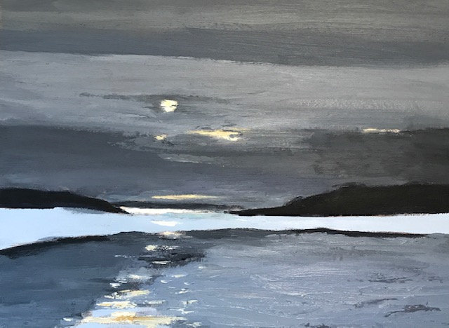 A study after Kyffin Williams