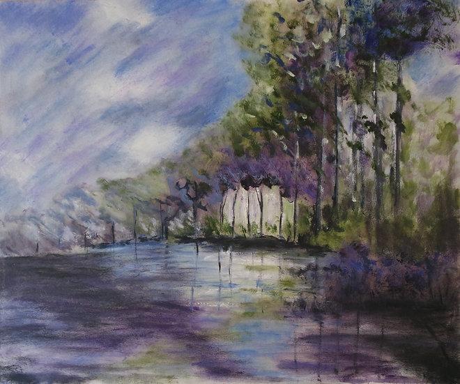 Monet Study