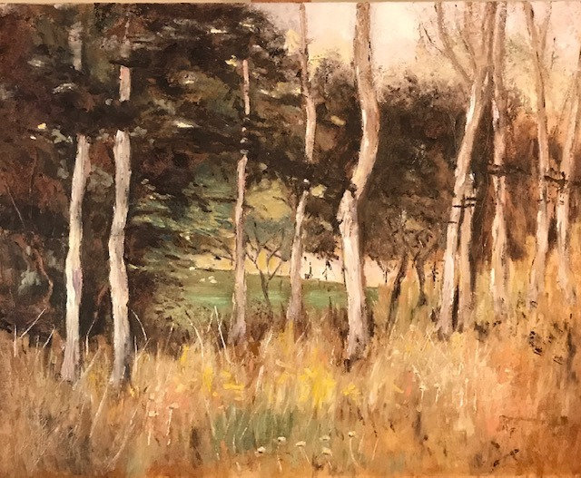 Study after Berthe Morisot