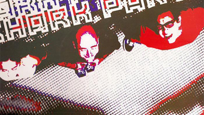SHARK PANTS - Porno Snakehead (LP/CD)