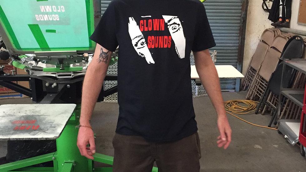 CLOWN SOUNDS - Preacher Eyes (T-Shirt)