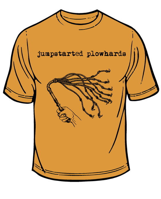 Jumpstarted Plowhards (Mike Watt and Todd Congelliere) - Round One Preorder. First dibs