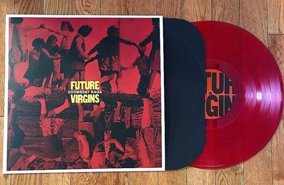 Future Virgins - Doomsday Raga LP Preorder!