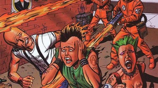Screeching Weasel - Teen Punks In Heat CD