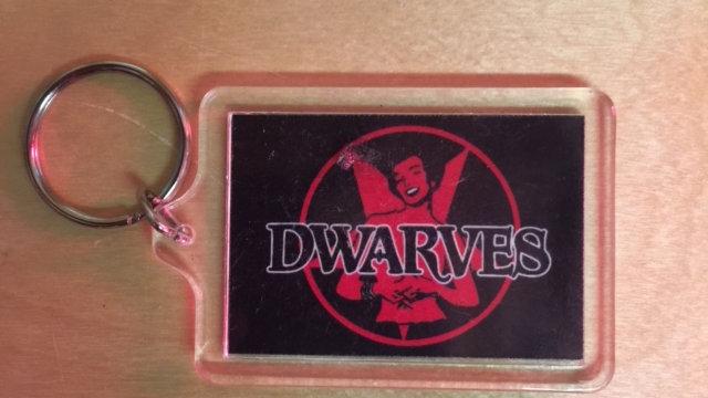 DWARVES - Keychain