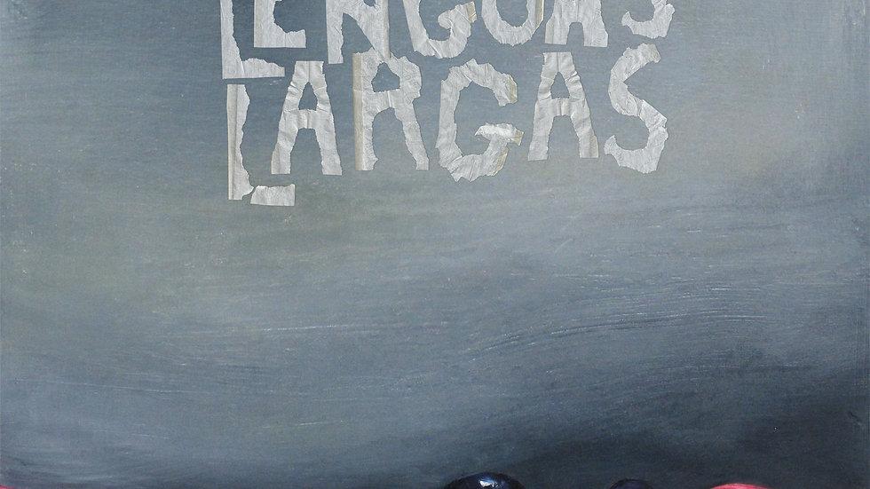 LENGUAS LARGAS - S/T (LP+DL)