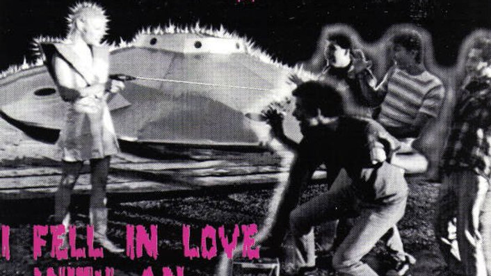 THE CRUMBS - I fell In Love With An Alien Girl (7-Inch)