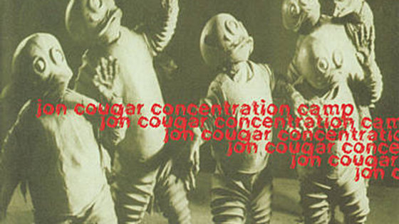 JON COUGAR CONCENTRATION CAMP - No More Room in Hell (CD)