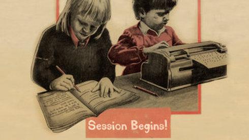 TEENAGE SLANG SESSION - Session Begins CD
