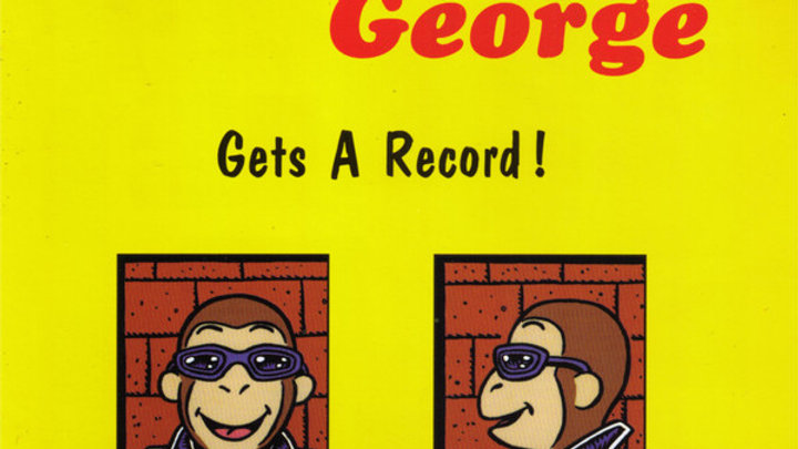 FURIOUS GEORGE - Gets A Record! (LP+DL/CD/CASS)