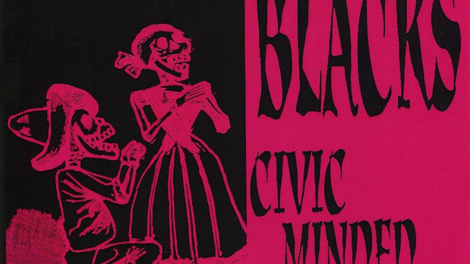 THE BLACKS / CIVIC MINDED FIVE (7-Inch Split)