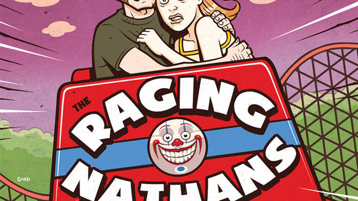 Raging Nathans - Losing It (LP)