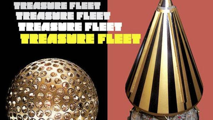 TREASURE FLEET - Cocamotion (LP+DL)