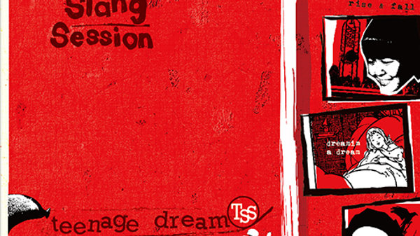 TEENAGE SLANG SESSION - Teenage Dream LP