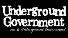 V/A ME AND UNDERGROUND GOVERNMENT 2xCD