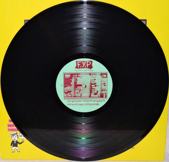 F.Y.P - My Man Grumpy orignal LP pressing found! Plus venue!