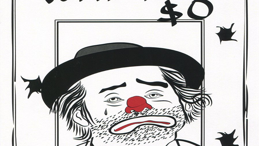 VARIOUS ARTISTS - Cavalcade of Clowns (7-Inch EP)