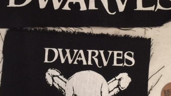 DWARVES - Patch/Sticker Set