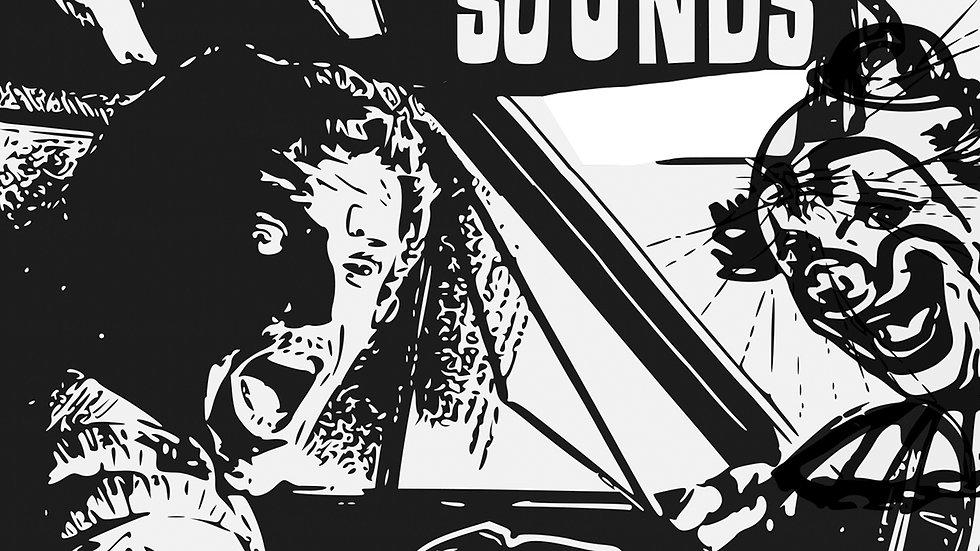 CLOWN SOUNDS - Preacher Maker (LP/TAPE/Bundle)