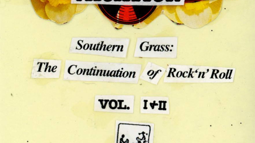 VACATION-Southern Grass... Vol.1 & Vol.2 LP's