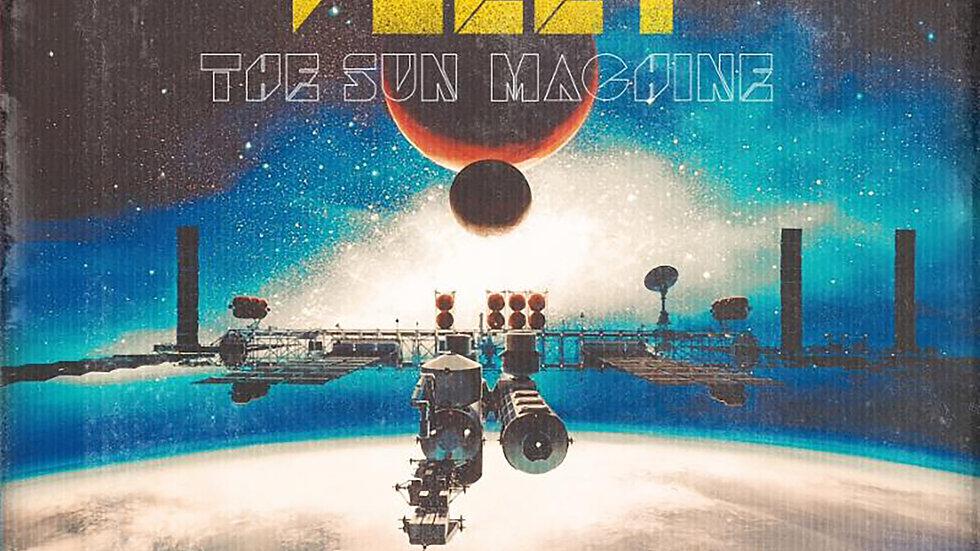 TREASURE FLEET - The Sun Machine (LP+DL)
