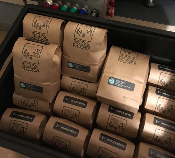 Recess Roast Coffee! Xmas Delivery!