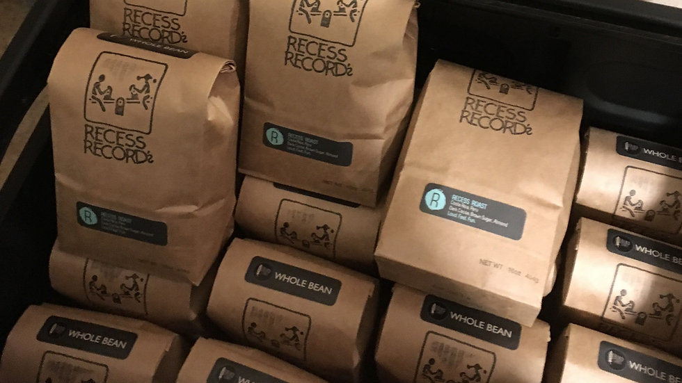Recess Roast Coffee