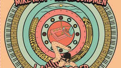 "MIKE WATT +THE SECONDMEN / ZIG ZAGS Split 7"" (Orange Vinyl)"