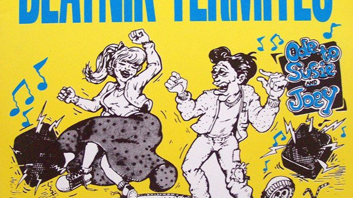 BEATNIK TERMITES - Ode to Susie and Joey (7-Inch)