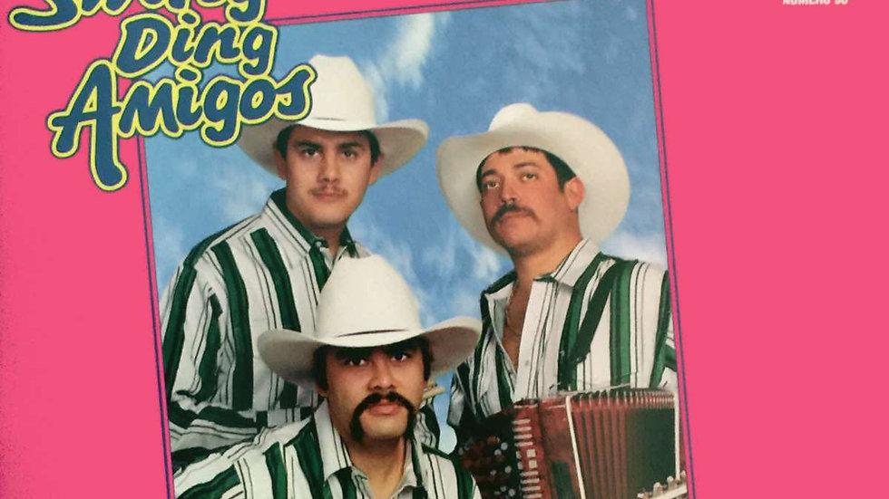 SWING DING AMIGOS - Kings of Culo (LP+DL/CD)