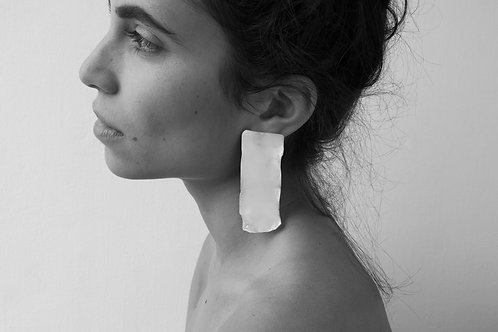 Reticulation earring