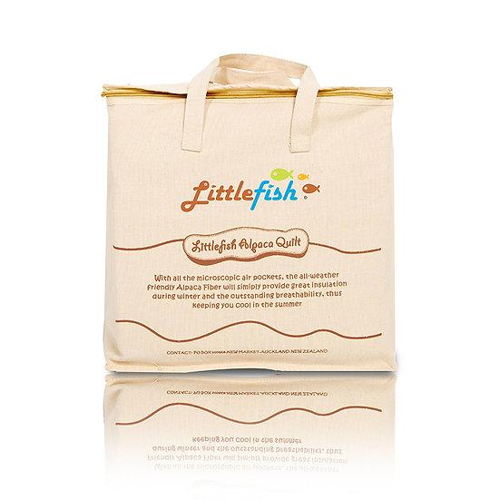 Littlefish Alpaca Duvet for kids