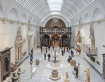 Musée à Londres avec s'installer à Londres