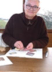 Atelier Bois Bleu Patricia Prieur marqueterie 41