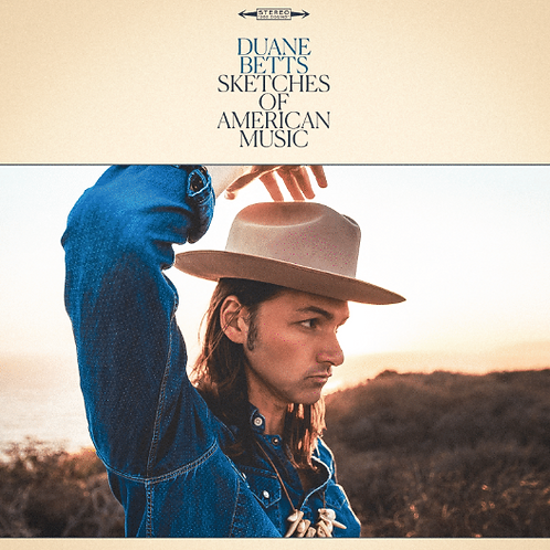 Duane Betts EP- Sketches of American Music - CD