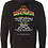 Thumbnail: 10th Annual Reggae On The Mountain Black Sweet Shirt Unisex