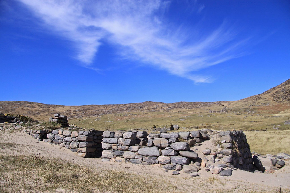Ruin on Mingulay