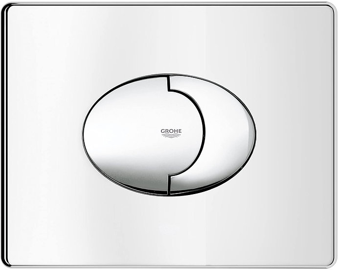 GROHE SKATE AIR MODERN WC WALL PLATE