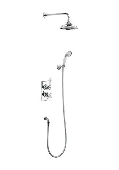 burlington shower system