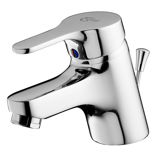 Ideal standard alto basin mixer with pop up waste