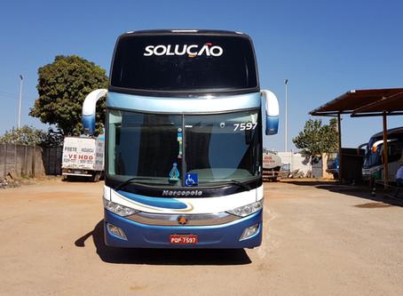 Solução Turismo integra novo veículo