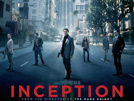 INCEPTION FILM REVIEW
