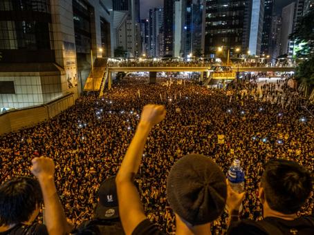 Liberate Hong Kong, Revolution Of Our Times- Hong Kong Protest