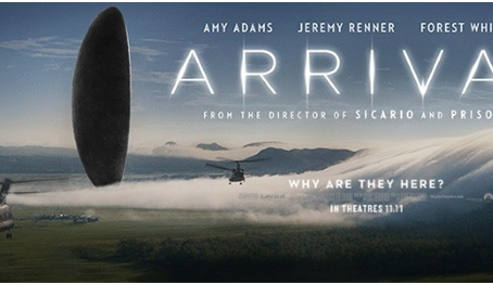 Arrival 2016 (Science Fiction Movie Review)