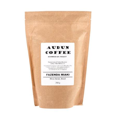 Audun Coffee Brazylia Fazenda Rainha Miaki