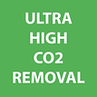 Ultra High CO2 Removal