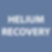 Helium Recovery